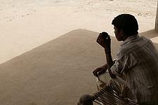 Outside Bikaner, India