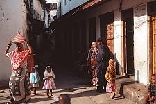stonetown, zanzibar, tanzania